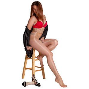 Cecilia de Rafael Eterno Super Lucido 10 Pantyhose | Ultra Sheer Glossy Tights