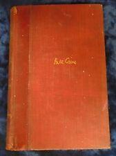 THE WORKS OF HALL CAINE - THE CHRISTIAN H/B 1907 HEINEMANN **UK POST £3.25**