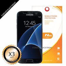 3x Anti-Glare Matte Screen Protector Guard Shield Saver For Samsung Galaxy S7