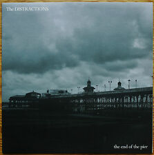 THE DISTRACTIONS The End Of The Pier UK LP Occultation YMIR7DC017 2012 NMINT