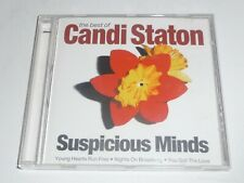Candi Staton - the best of -  Suspicious Minds