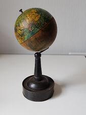 "Alte Spardose Globus ""Made in Germany"" wohl um 1920"