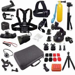 Sports Action Camera Mount Big Case Kits for Gopro8 SJ4000 SJ5000X Xiaomi yi 12E