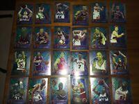 NBA 1993-1994 93-94 Topps Finest Card Lot