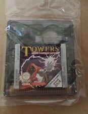 Torres: Lord Baniff's Engaño para Game Boy Color Nunca Usado antes de Cartucho
