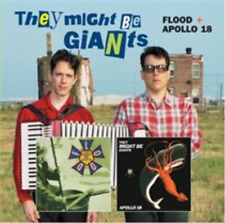 They Might Be Giants-Flood/Apollo 18  CD NEW