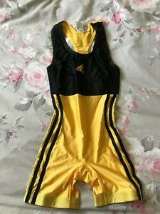 adidas Classic women's Wrestling Suit Singlet Adidas