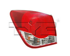TYC Left Outer Side Tail Light Lamp Assembly for Chevrolet Cruze 2011-2015