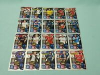 Topps Match Attax Champions League 2019/2020 alle 20 Club MVPs   19/20
