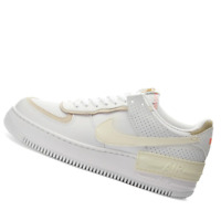 NIKE WOMENS Shoes AF1 Shadow - White, Sail, Stone & Pink - OW-CZ8107-100