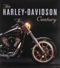 The Harley-Davidson Century Coffee Table Book / 2002, Hardcover, 384 pages