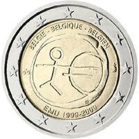 2 Euros Commémorative Belgique 2009 - UMU - UNC