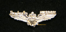 NAS MIRAMAR TOPGUN F14 TOMCAT HAT LAPEL PIN UP US NAVY AIR BASE USS GIFT WING