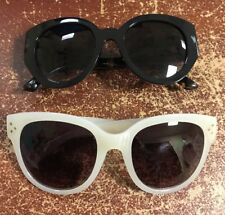 Two Pairs Of Womens Sunglasses