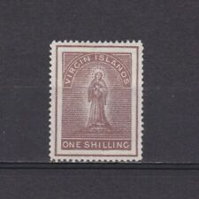 VIRGIN ISLANDS 1887, SG# 41, CV £45, NG