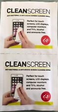 Clean Screen Cleaning Wipes For TV,LCD,Touch Screens,Mobile Phones Etc