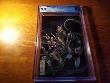 DC Comics THE BATMAN WHO LAUGHS #1 CGC GRADED 9.8 DARK NIGHTS METAL - Joker