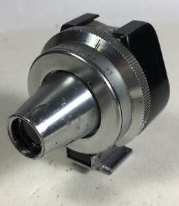 Leica Vidom viewfinder 75% condition