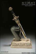 THE MUMMY Tomb DRAGON DAGGER #01/250 PROP REPLICA LIFE SIZE 1/1 STATUE SIDESHOW