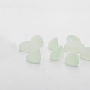 50pcs Decorative Glass Stones Pebble for Aquarium/Fish Tank/Vase Filler/Garden