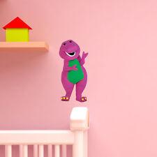 Barney Bambini Bimbi Camera Da Letto Bambina A Pieni Colori