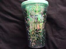 Simple Pleasures Citrus Mint 9 Bath Fizzers Plus Plastic Cup With Straw Gift Set