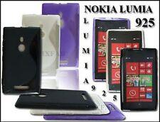 Cover e custodie Per Nokia Lumia 925 in silicone/gel/gomma per cellulari e palmari Nokia