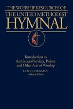 The Worship Resources of the United Methodist Hymnal (1989, Paperback)