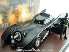 1989 BATMAN BATMOBILE MOVIE CAR BLACK 1/43RD SCALE SCENE EXAMPLE PKD T3412Z(=)