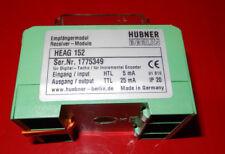 HEAG 152, Hübner, for Incremental Encoder, Digital - converter HTL auf TTL