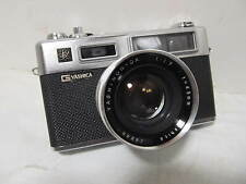 Vintage Yashica Electro 35G SLR Camera 35mm with Range Finder  LQQK!