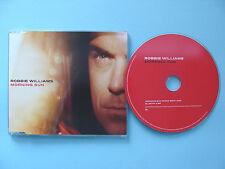 Robbie Williams - Morning Sun Rare CD Single