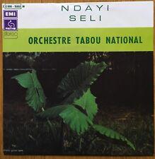 """ORCHESTRE TABOU NATIONAL - Ndayi / Seli 7"""" AFRO MINT!"""