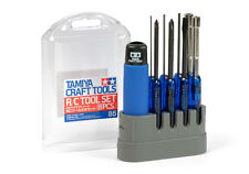 Tamiya 74085 RC Tool Set - 8pcs Do