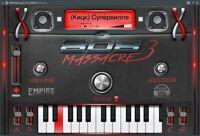 808 Massacre V3 VST Plugin + TRAP Empire SoundKits 11GB Collection - eDelivery