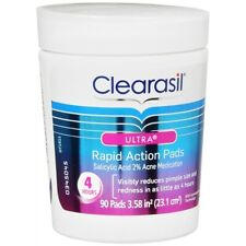 Clearasil Ultra Rapid Action Pads, 90ct 839977009200A596