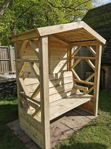 Garden Furniture Arbour Seats Handmade *NO Self Assembly required*