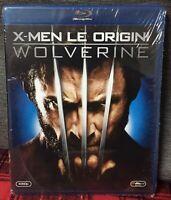 WOLVERINE X MEN LE ORIGINI Blu Ray Nuovo Sigillato Marvel Come Da Foto