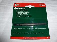 Jigsaw Rasp Blade Metabo 23644 Wood Rasp Triangular for Wood, MDF, Chipboard
