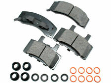For 1995-1999 Chevrolet K1500 Suburban Brake Pad Set Front Akebono 76242SN 1996