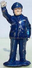 H.B. Toys Hollow Cast Zinc No.1005 Policeman 93%
