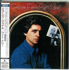 "GEORGIE FAME  "" Right now ""  Japan CD  neu !"