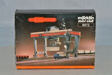 Z Scale Marklin 8972 Container Terminal Crane Kit NIB