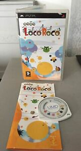 Sony Psp Rare Game . Loco Roco