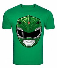 MIGHTY MORPHIN POWER RANGERS 'PICK YOUR RANGER' ALL COLOURS ADULTS KIDS T-SHIRT