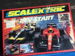 Scalextric 1/32 rev start