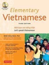 Elementary Vietnamese : Moi Ban Noi Tieng Viet. Let's Speak Vietnamese. (MP3...