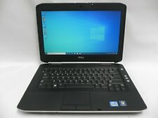 "Dell Latitude E5420 14"" Windows 10 Pro Intel i5-2nd Gen 2.5GHz 6GB RAM 120GB SSD"