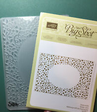 Stampin' Up CONFETTI Textured Impressions Embossing Folder