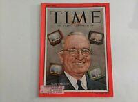 TIME MAGAZINE August 13 1956 Harry Truman, Suez Canal, Nasser, Eden, Sukarno, Ad
